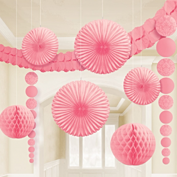 Party Decoration Kit - Pink